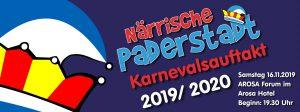 Karnevalsauftakt 2019