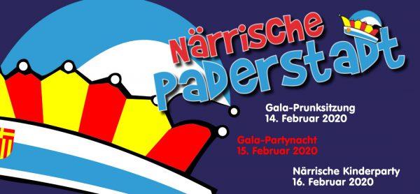 Närrische Paderstadt 2020